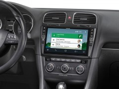 VW-Golf-6-Mobile-Media-System-i902D-G6-Android-Auto-Hangouts-Messenger